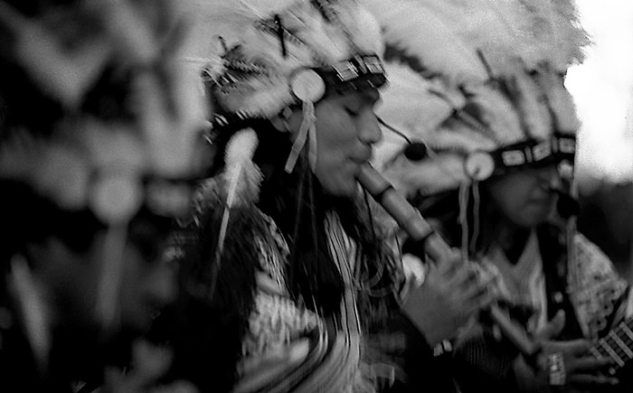 Indian Musician (Tokyo)