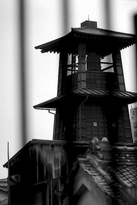 Tower Of Time In Kawagoe (Saitama)