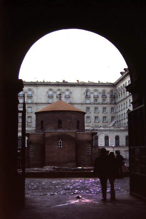 ソフィアの聖ゲオルゲ教会