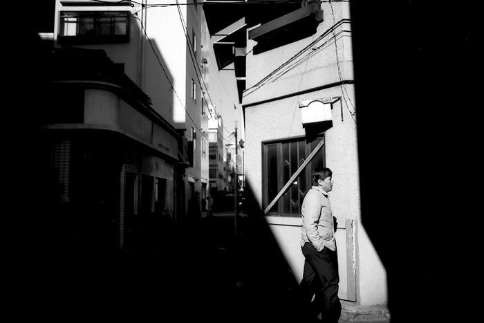 Man In The Spotlight (Tokyo)
