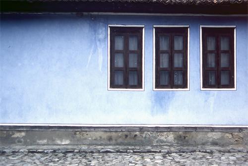 Blue House In Koprivshtitsa @ Bulgaria
