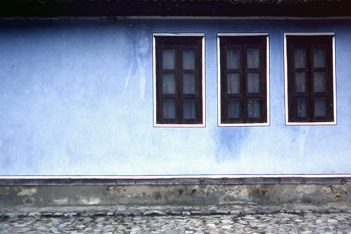 Blue House In Koprivshtitsa (Bulgaria)