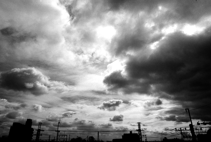 Clouds And Silhouettes (Tochigi)
