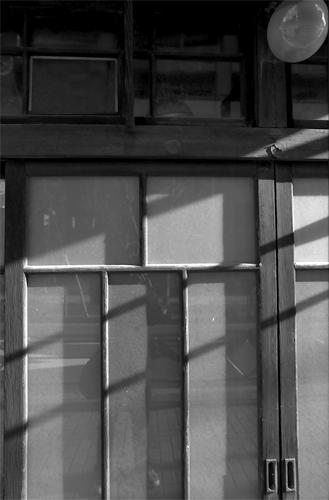 Glass Door @ Tokyo