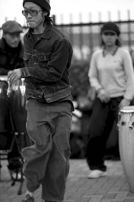 ストリートダンサー
