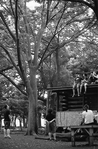 Kids On The Roof @ Tokyo