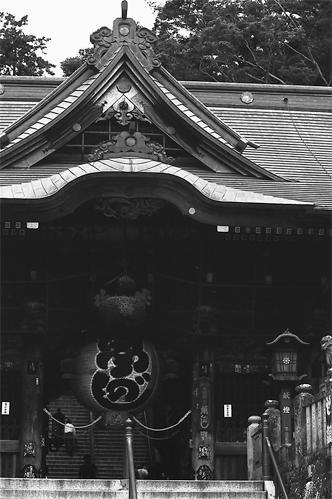 Nio-mon Gate In Naritasan Shinsho-ji @ Chiba