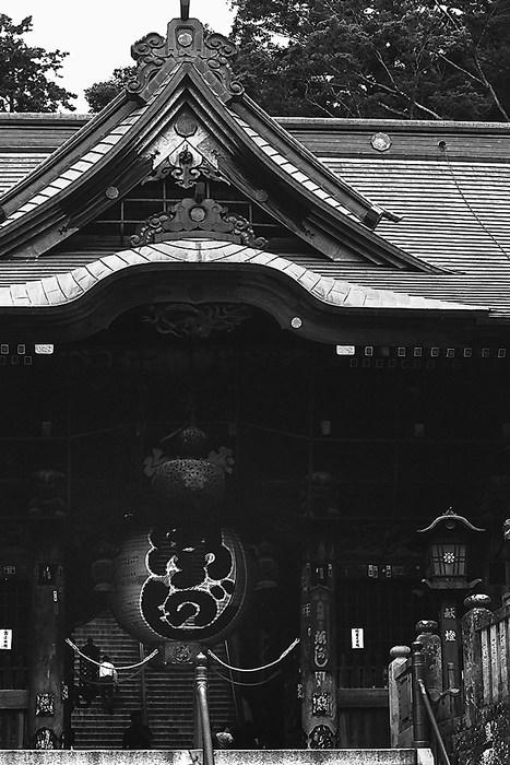 Nio-Mon Gate In Naritasan Shinsho-Ji (Chiba)