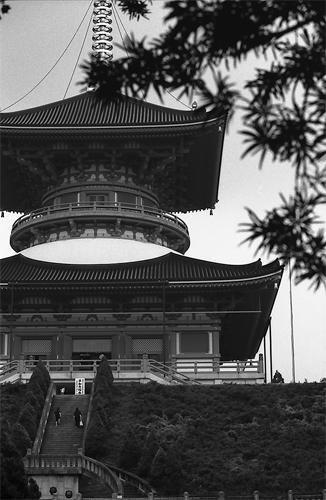 Big Pagoda In Naritasan Shinsho-ji @ Chiba