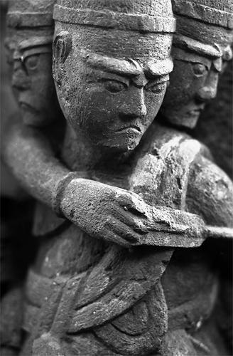 Stone Statue Of Marici @ Kanagawa