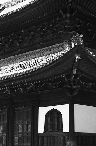 Dharma Hall In Kennin-ji @ Kyoto