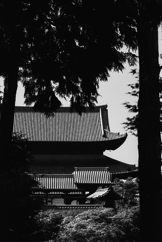 Main hall of Tohuku-Ji