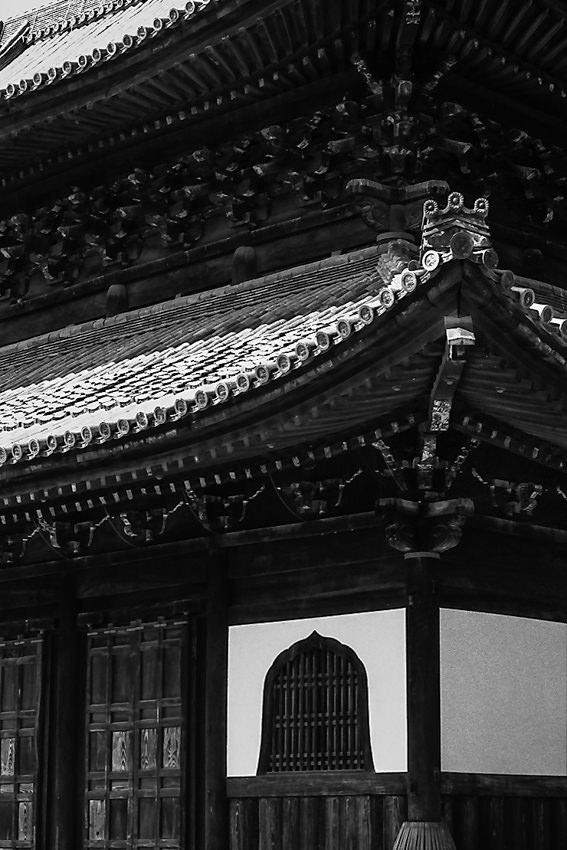 Dharma Hall in kennin-Ji