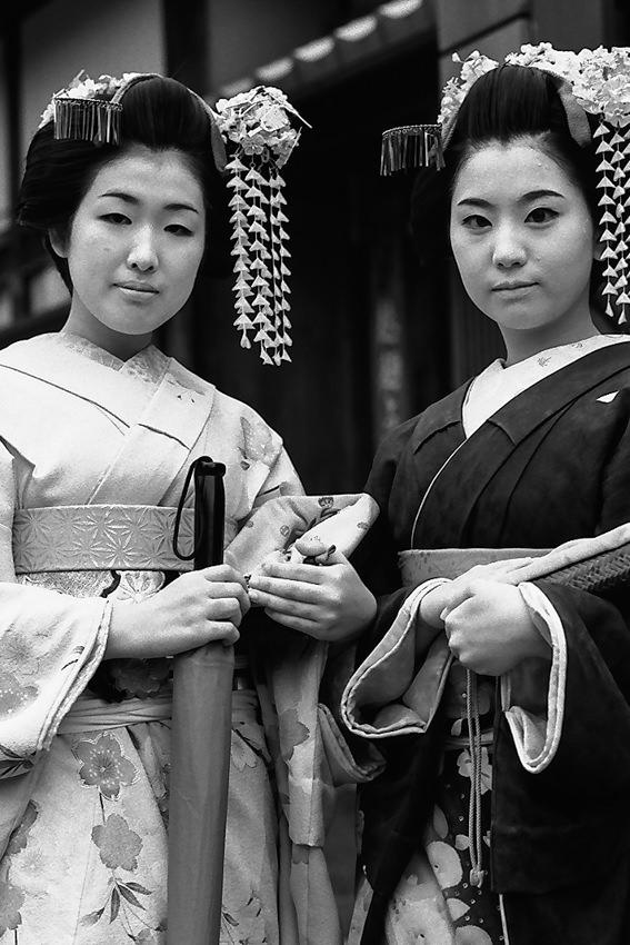 Two Maiko