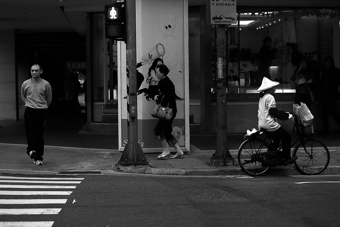 Conical Hat And Bicycle (Taiwan)