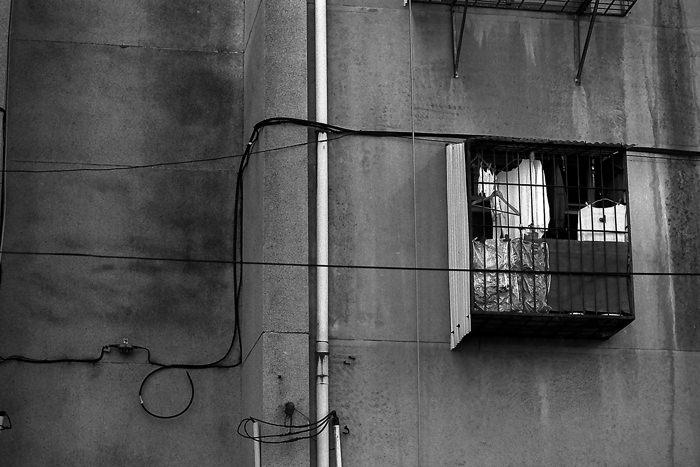 Window Of An Apartment (Taiwan)