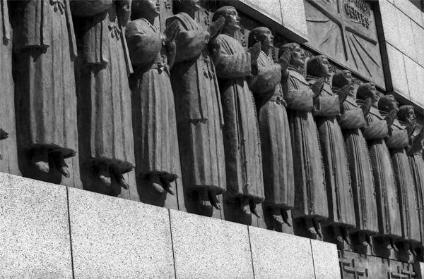 Statues Of Twenty-six Martyrs @ Nagasaki