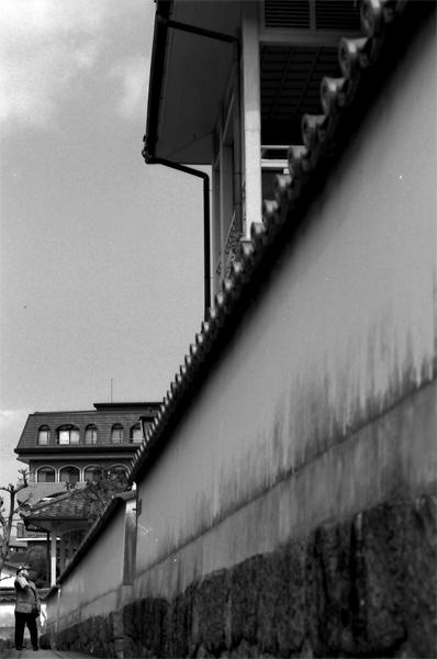 Fence Of Foreign Settlement @ Nagasaki