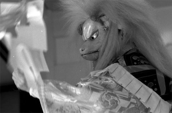 Mask Of Fox (Tokyo)