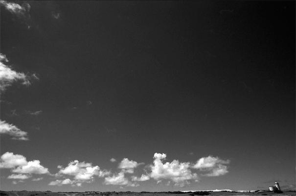Head Of Clouds (Okinawa)