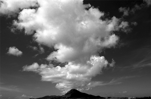 Mountain And Clouds (Okinawa)