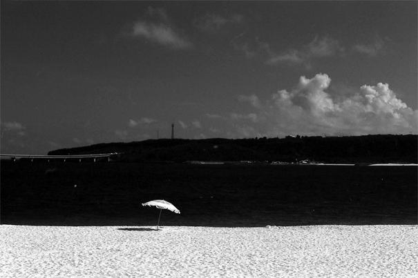 Cloistral Beach Umbrella (Okinawa)