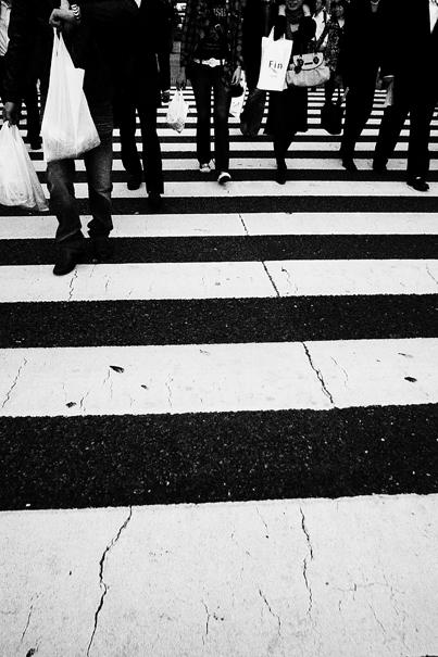 Leg, Leg And Leg (Tokyo)