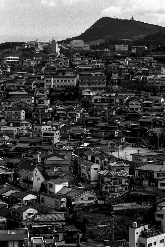 cityscape of Nagasaki
