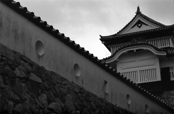 Tower Of Bitchu Matsuyama Castle @ Okayama