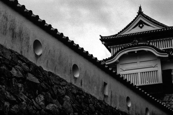 Tower of Bitchu Matsuyama castle