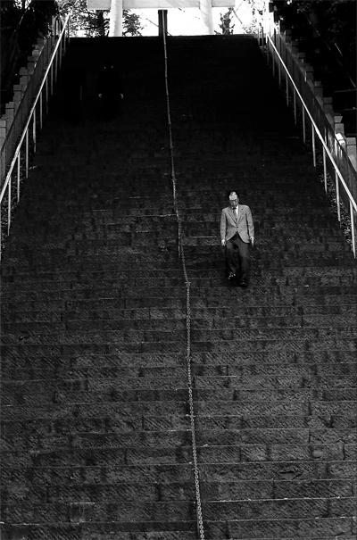 Staircase Of Atago Jinja @ Tokyo