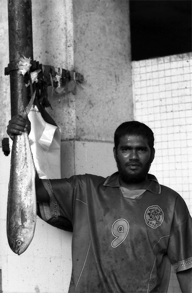 A Fish Like A Trophy (Sri Lanka)