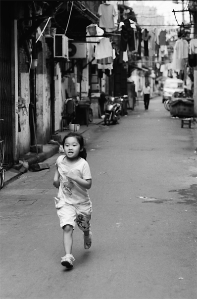 Why So Hurry? @ China