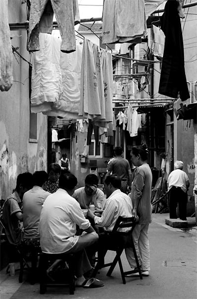 Street Mahjong @ China