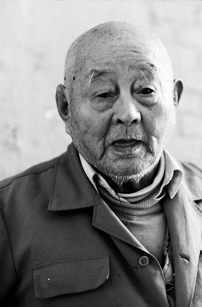 I Met An Old Man @ China