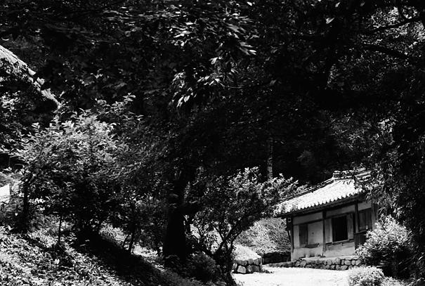 House In Yangdong Folk Village (South Korea)