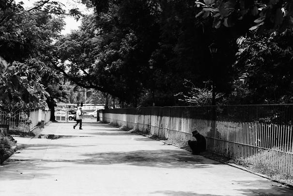 Crouching Figure @ Philippines