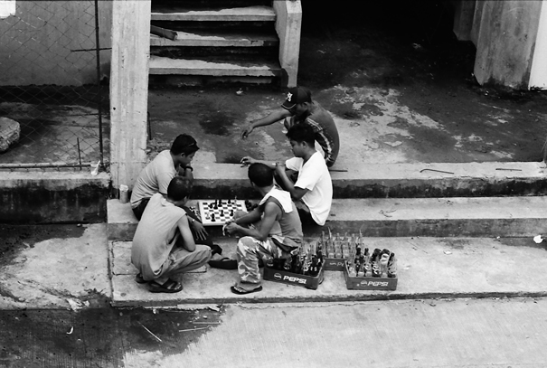 Chess In The Market (Philippines)