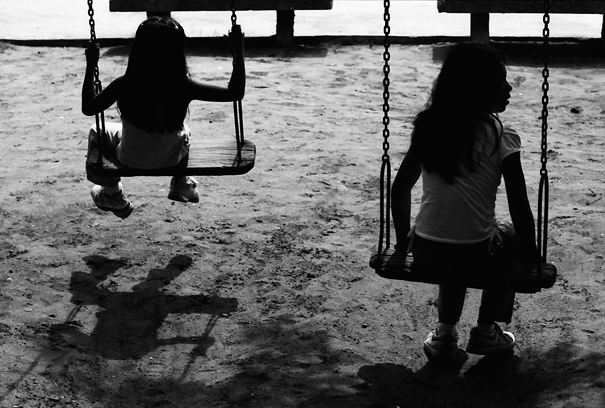 Girls On Swings (Philippines)