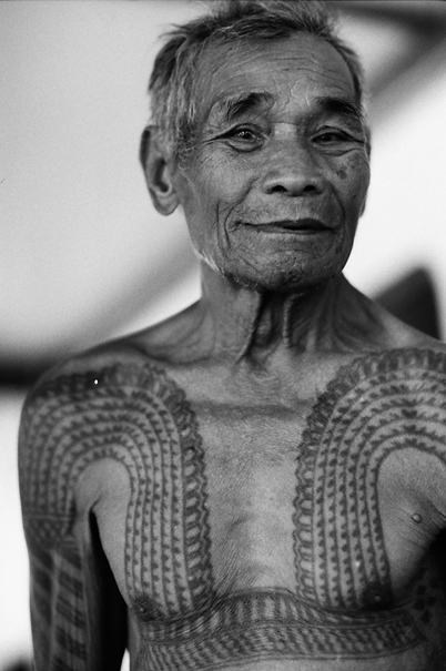 Tattoo On The Chest (Philippines)