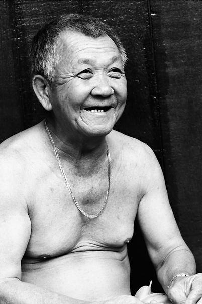 Man Smiled Bashfully (Malaysia)