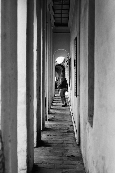 Man At The End Of The Corridor @ Malaysia