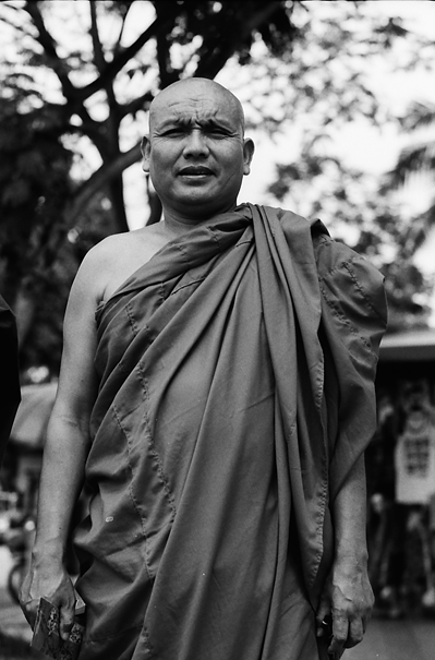 Monk From Myanmar (Malaysia)