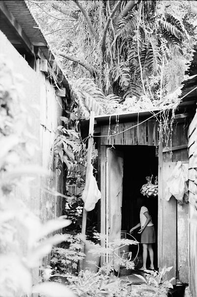 Figure In The Hut (Malaysia)
