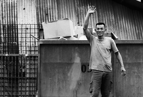 Welcoming Man (Malaysia)