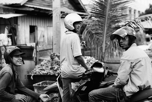 Three Riders @ Malaysia