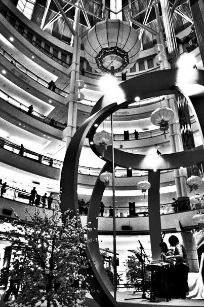 Performance Under Lanterns @ Malaysia