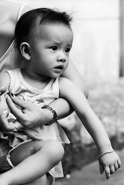 Baby Loosing Its Heart @ Vietnam