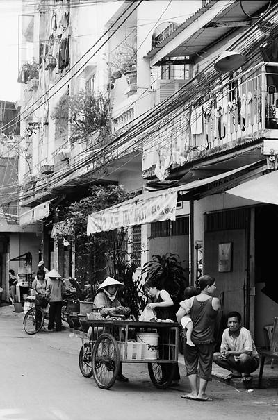 Peddler And Her Wagon @ Vietnam