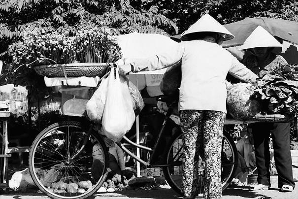 Overloaded Bicycle (Vietnam)